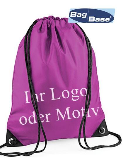 PremiumTurnbeutel Poly Gym Bag inkl. Druck