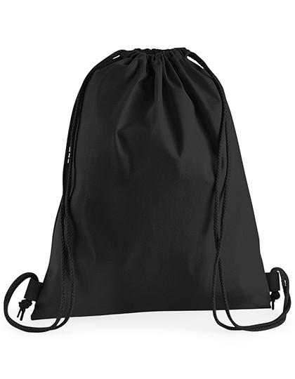 Premium Cotton Gymbag inkl. Druck