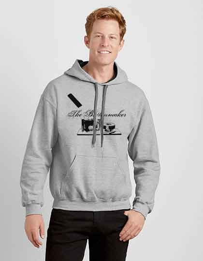 Heavy Blend™ Contrast Hooded Sweatshirt - inkl. Druck