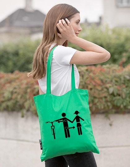 Shopping Bag GOTS und Fairtrade zertifiziert inkl.Druck