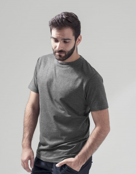 Build Your Brand T-Shirt Round Neck inkl. Druck